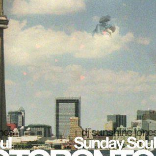 Sunshine Jones of Dubtribe Soundsystem and Hali back-to-back - Sunday Soul Toronto - Oct 12 2008