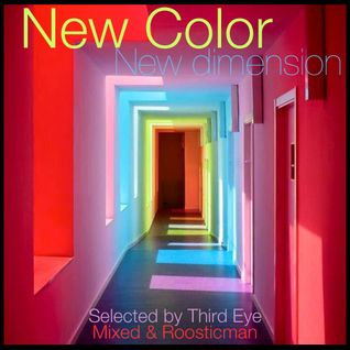 New Color New Dimension - Selected by Thirdeye Mixed & Roosticman