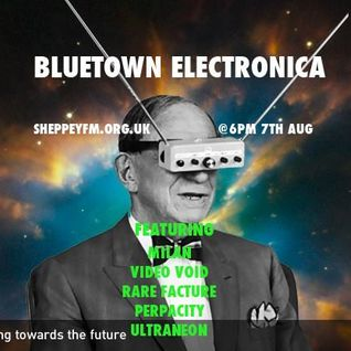 Bluetown Electronica live show 07.08.16