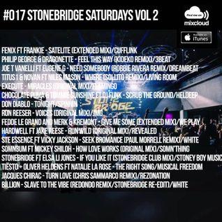 #017 StoneBridge Saturdays Vol 2