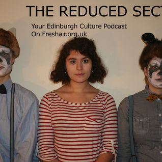 The Reduced Section no#3 - 06/02/12 - The Edinburgh 10 Minuters, Pedicabs, The vintage Village Fete
