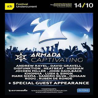 Mark Sixma – Live @ Armada Captivating ADE Party 2015