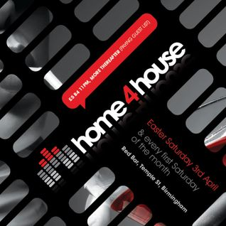 DJ Kush Home 4 House Podcast 6th March 2010