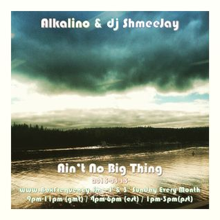 Alkalino @ Ain't No Big Thing - Box frequency FM