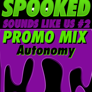 SPOOKED promo mix