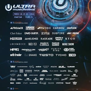 Technasia - live at Ultra Music Festival 2016 RESISTANCE stage (Miami) - 18-Mar-2016