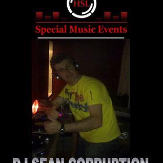 Dj Sean Corruption Podcast #001 - Hard Stylez Loverz @ Hardstyle.nu - 21-July-2012