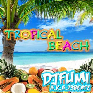 TROPICAL BEACH - mixed by DJ FUMI