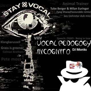 Vocal pedogogy incognito - 2014 - DjM()nk$