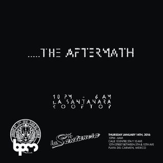 Shaun Reeves B2B Art Department - live at No 19 Social Experiment Aftermath, La Santanera (The BPM