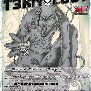 ReBeL'Teknology Pre Demo MultiSounds Events