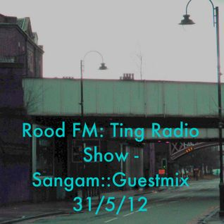 Rood FM: Ting Radio Show - Sangam::Guestmix  31/5/12