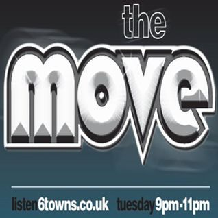The Move 27/09/11 On 6 Towns Radio