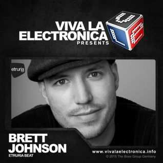 Viva la Electronica presents Brett Johnson