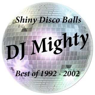 DJ Mighty - Shiny Disco Balls