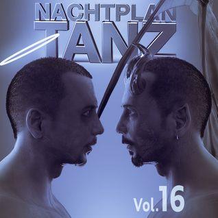 DJ Led Manville - Nachtplan Tanz Vol.16 (2014)