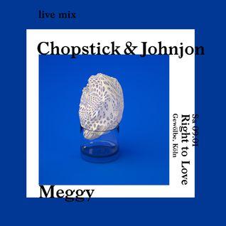 Chopstick & Johnjon at Gewölbe, Köln Pt. 1 (09.01.16)