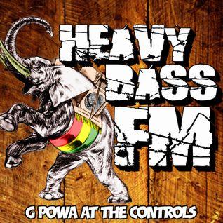 Heavybass fm - g_powa edition#4