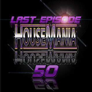 DJ Rek housemania 50 last one