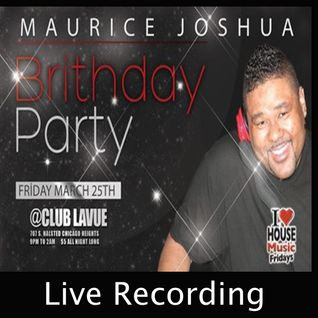 Bday Mix Live at Club Lavue