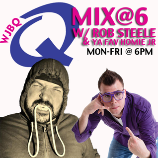 Q Mix at 6 on Q97.9 *8/16/13*