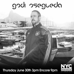 Godi Osegueda NYCHOUSERADIO.COM 2016