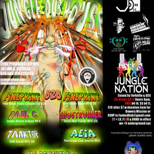 Jungle Dub House 6.12.13