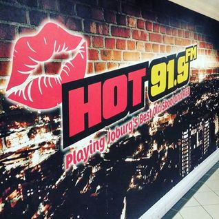 Old School Mix for Hot 91.9 FM Radio in South Africa