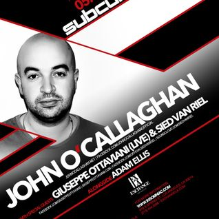 John O'Callaghan - Live @ Subculture, Exchange L.A. (Los Angeles) - 30.05.2014