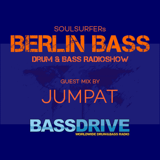 Berlin Bass 043 - Guest Mix by JUMPAT