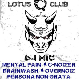 Brainwash live @ lotus club 24052013 (65min)