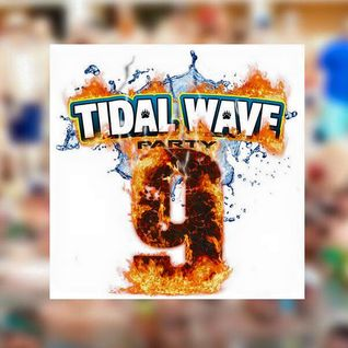 DJ BILL JAMES - TIDAL WAVE 9 2015