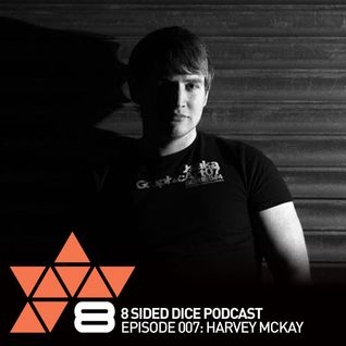 8 Sided Dice Podcast 007 with Harvey McKay