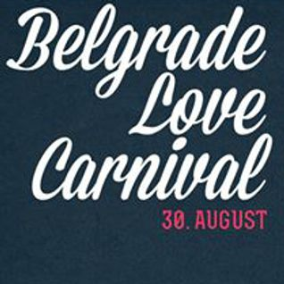 Belgrade Love Carnival, Basta Sava Centra (30.08.2013.)