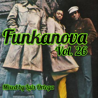 Funkanova 26  Mix By Luis Ortega DJ