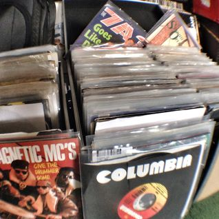 SMOOVE HIP HOP MIX STRICTLY 7' VINYL PART 2
