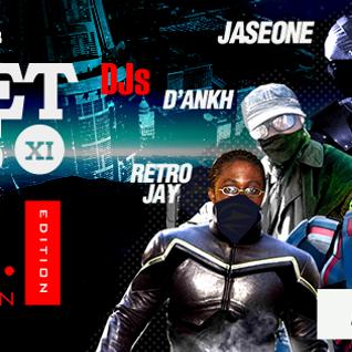 Retro Jay Sunset Bass XI July Promo