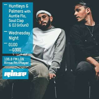 Auntie Flo presents H&P on Rinse FM - May 2015 w/ Soul Clap and Dj GrOunD