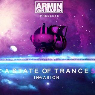 Armin van Buuren - live from the ASOT studio (Warm up Set), Kiev
