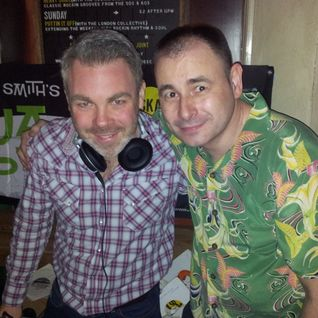 DJ Andy Smith & DJ Diddy Wah at Joes Bar Camden 15.3.12