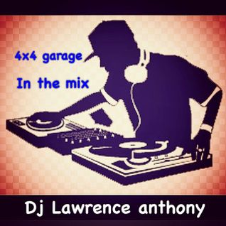 dj lawrence anthony 4x4 garage in the mix 212