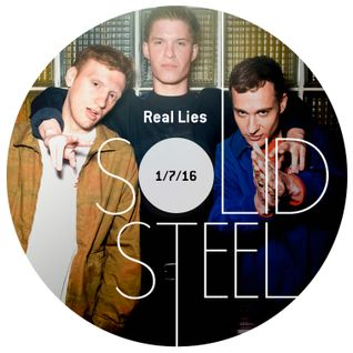 Solid Steel Radio Show 1/7/2016 Hour 1 - Real Lies