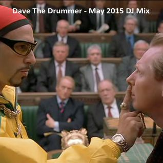 Dave The Drummer May 2015 DJ Mix