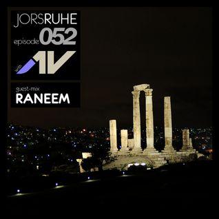 JorsRuhe 052 (Guest-mix Raneem)
