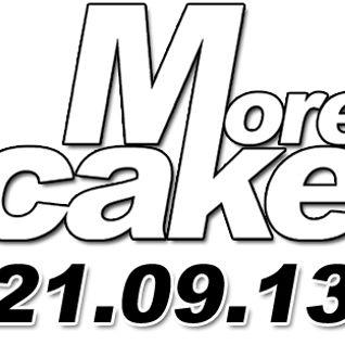 Chris Biskit - More Cake at the Park Nightclub 21/09/13