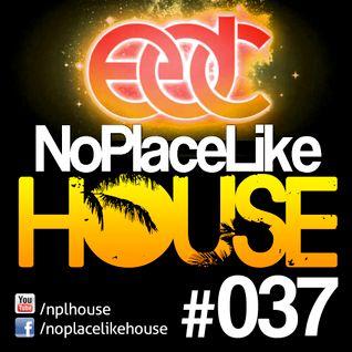No Place Like House #037 - Best of EDC NY 2012