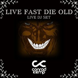 Conrad Kemp - Reminiscence Of Live Fast Die Old @ Andromeda, Rzeszow