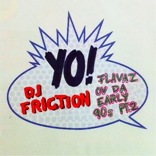 HipHop Don't Stop Radio Show #28 on 93,6 Jam FM 90's mix by DJ FRICTION (Freundeskreis/Body Movin')