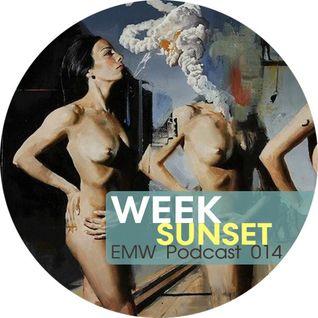 Week - Sunset (EMW Podcast 014)