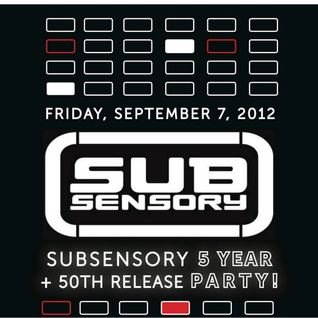 LilRoj live at SubSensory 50th Release Party